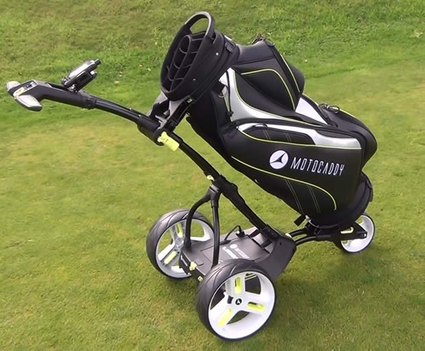 Motocaddy M1 Pro Electric Golf Cart Review