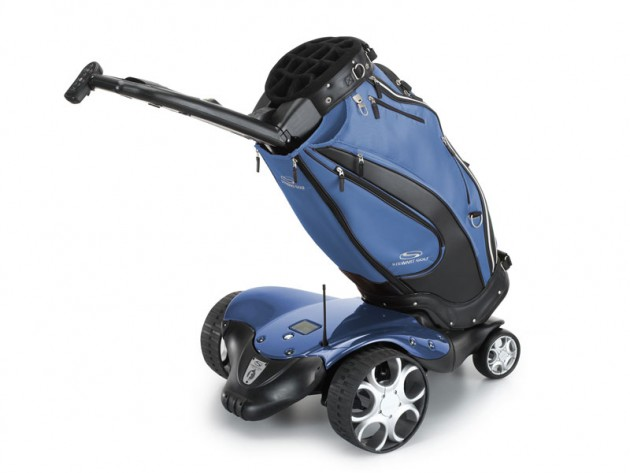 Stewart Golf F1 S Remote Electric Golf Cart Discount